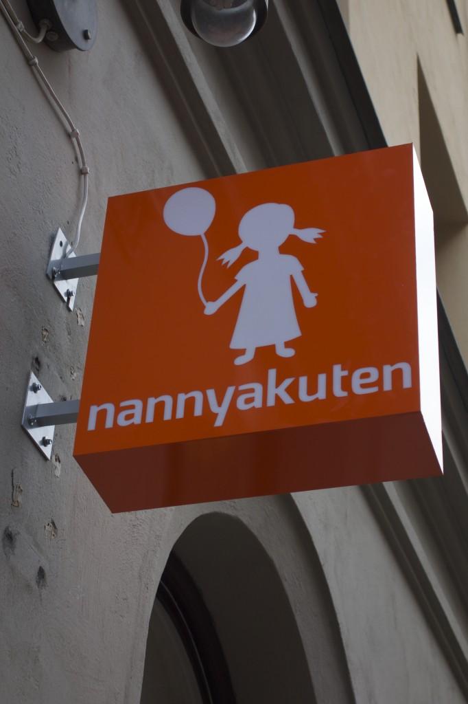 Nannyakuten Skylt