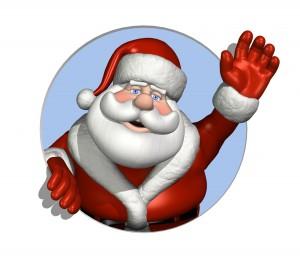 God jul från Nannyakuten