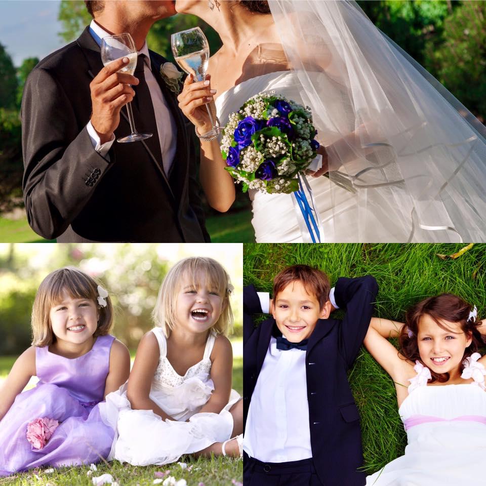 Boka bröllopsnanny över hela Sverige. Vi tar hand om barnen och ni har det festligt!
