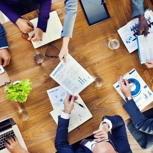 Barnpassning under möten och företagsevenemang