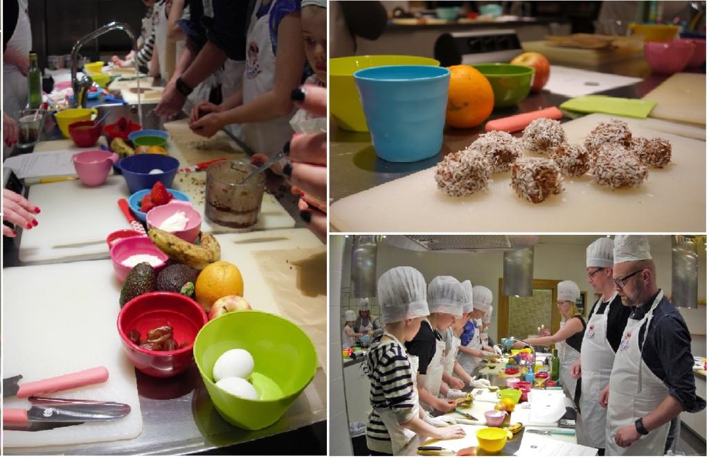 Nannyakuten vill tillsammans med Lidingö matstudio och Småkockarna tacka för en trevlig fredagskväll